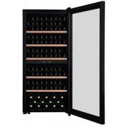 Двухзонный винный шкаф LaSommeliere модель CVD102DZ