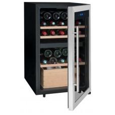Двухзонный винный шкаф LaSommeliere модель LS50.2Z