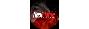 Камины Real Flame в наших проектах
