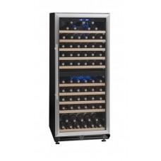 Двухзонный винный шкаф LaSommeliere модель TR2V121