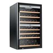 Двухзонный винный шкаф La Sommeliere ECS40.2Z