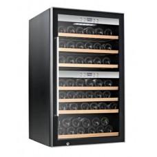 Двухзонный винный шкаф La Sommeliere ECS70.2Z